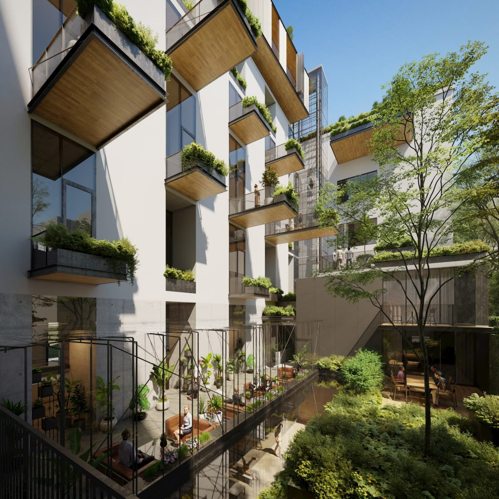 Attila 99 Loft Residential Real Estate Garden