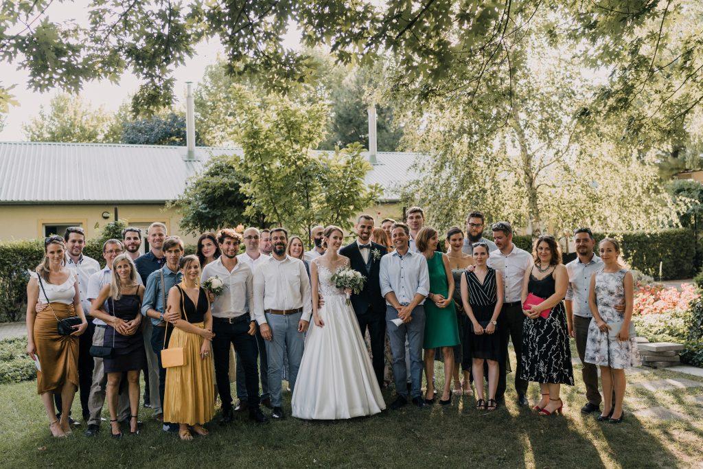 ZOA Studio Wedding Team Photo