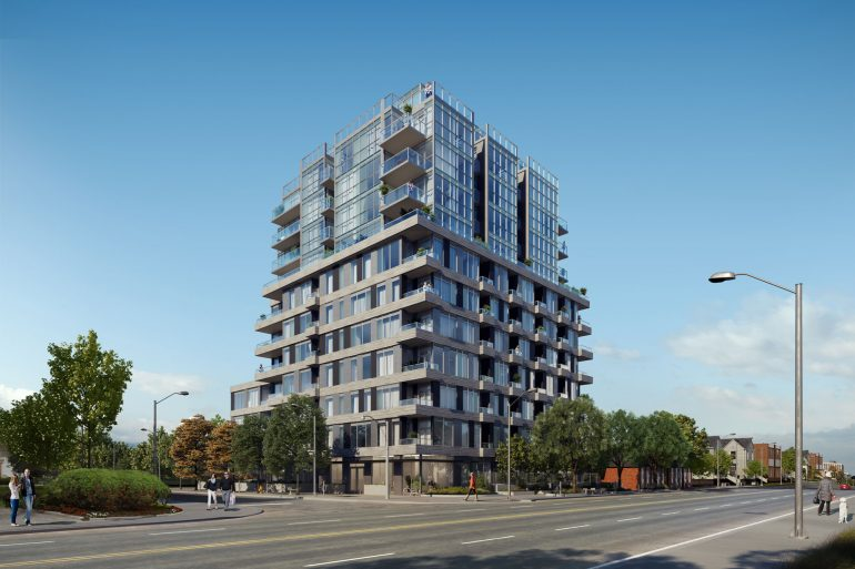 THE CARDIFF Residential Development
