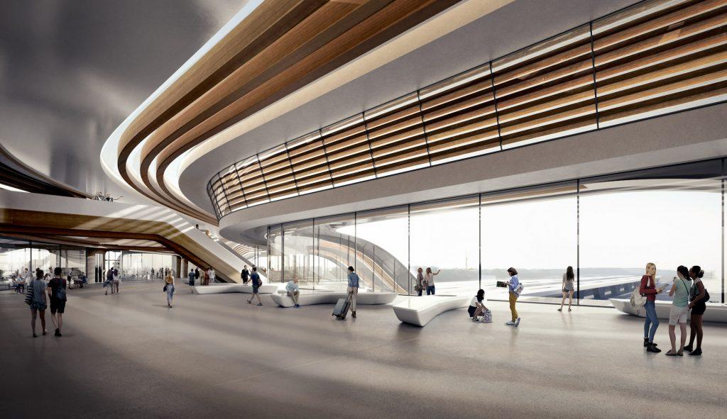 Architectural Visualizations for Zaha Hadid Architects
