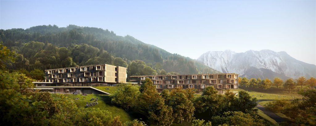 Five-star family hotel in Austria