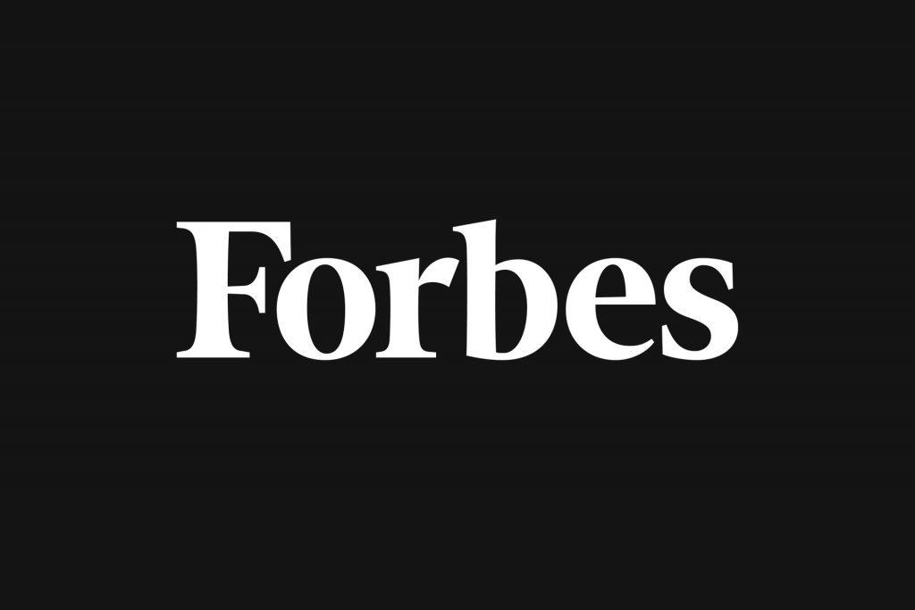 ZOA Studio, Forbes logo