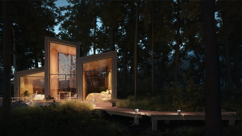 CABINS In-house projects