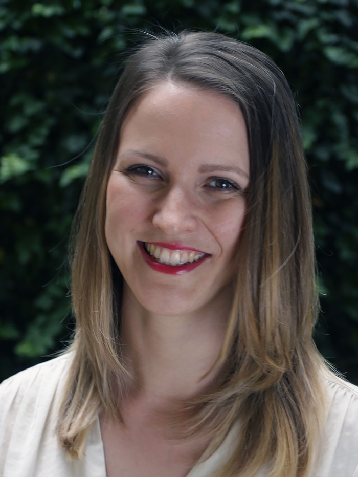 Hajnalka Mühl, Account Manager, ZOA Studio