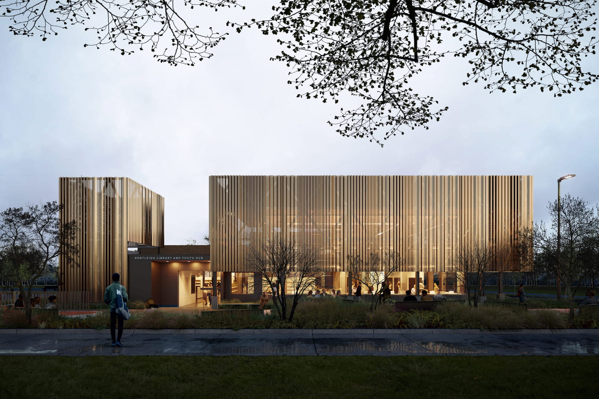 Architectural Renderings for the Australian design studio CO-OP